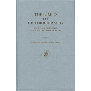 ISBN The Limits of Historiography book Hardcover