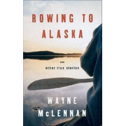 Allen & Unwin Rowing to Alaska book Travel writing English Paperback 208 pages