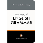 Trask, R: The Penguin Dictionary of English Grammar