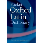 ISBN Pocket Oxford Latin Dictionary book 496 pages