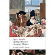 ISBN The Expedition of Humphry Clinker book 400 pages