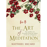Allen & Unwin The Art of Meditation book Health, mind & body English Paperback 208 pages