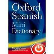 ISBN Oxford Spanish Mini Dictionary book 656 pages