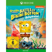 THQ Spongebob SquarePants: Battle for Bikini Bottom Rehydrated, Xbox One Basic German, English