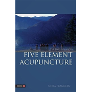 UBC Press The Simple Guide to Five Element Acupuncture book Paperback