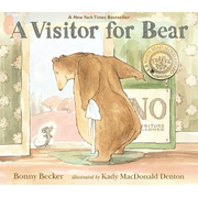 ISBN A Visitor for Bear