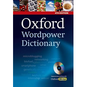 Oxford Wordpower Dictionary with CD-ROM