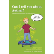 UBC Press Can I tell you about Autism? book Paperback