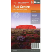 Red Centre 1 : 550 000