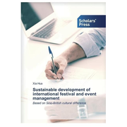 Sustainable development of international festival and event management
