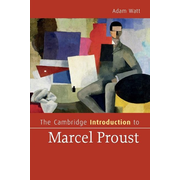 The Cambridge Introduction to Marcel Proust