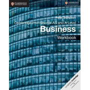 Cambridge International as and a Level Business Workbook