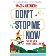 ISBN Don't Stop Me Now (26.2 Tales of a Runner's Obsession)