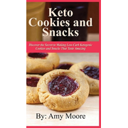 Keto Cookies and Snacks