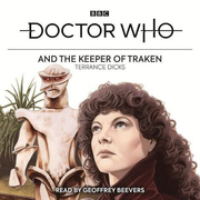 DR WHO & THE KEEPER OF TRAKE D