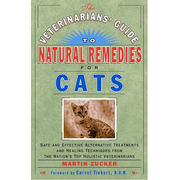 ISBN The Veterinarians' Guide to Natural Remedies for Cats