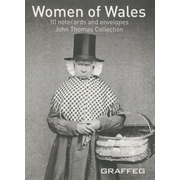 Women of Wales Notecards: 10 Cards and Envelopes