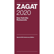 Zagat 2020 New York City Restaurants