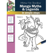 ISBN How to Draw: Manga Myths & Legends