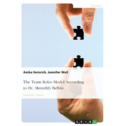 The Team Roles Model According to Dr. Meredith Belbin