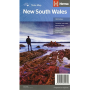 State New South Wales Map