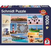 Am Meer. Puzzle 1.000 Teile