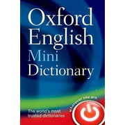 ISBN Oxford English Mini Dictionary book 672 pages