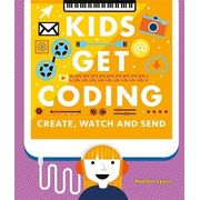 Hachette UK Create, Watch and Send book English Paperback 24 pages