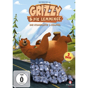 Grizzy & die Lemminge 1.Staffel