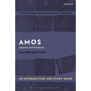 ISBN Amos: An Introduction and Study Guide (Justice and Violence)