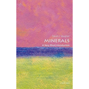 ISBN Minerals: A Very Short Introduction English