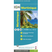 La Martinique 1:75 000