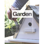 ISBN Maker.Garden book Hardcover 160 pages
