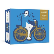 Bill Cunningham: On the Street Puzzle: Jigsaw Puzzles for Adults
