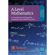 A-Level Mathematics Year 1 Worked Solutions