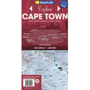 Cape Town & Surrounding Attractions  1 : 325 000