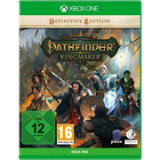 THQ Pathfinder: Kingmaker Definitive German Xbox One