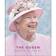 ISBN The Queen (Quotes to live by) book Hardcover 192 pages