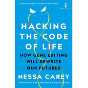 ISBN Hacking the Code of Life book Paperback 192 pages