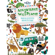 Adventures in Wild Places, Activities and Sticker Books