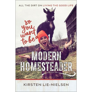 New Society So You Want to Be a Modern Homesteader? book English Paperback 192 pages
