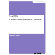 Chemical Etching Behaviour of a Polyimide