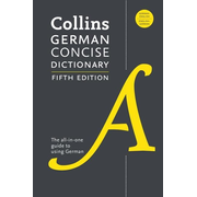COLLINS GERMAN CONCISE DICT 5/