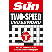 The Sun Two-Speed Crossword Collection 8
