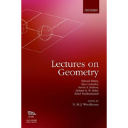 ISBN Lectures on Geometry 208 pages English