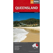 Queensland State National Park Handy Map  1 : 2 500 000