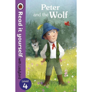 Ladybird: Peter and the Wolf - Read it yourself with Ladybir