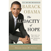 ISBN The Audacity of Hope