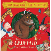 The Gruffalo and Friends. 8 CDs