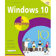 Windows 10 in Easy Steps: Covers the April 2018 Update